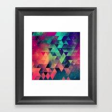 nyyt tryp Framed Art Print