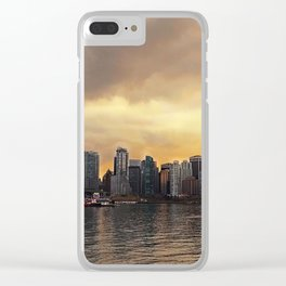 YVR Clear iPhone Case