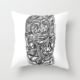 20170228 Throw Pillow