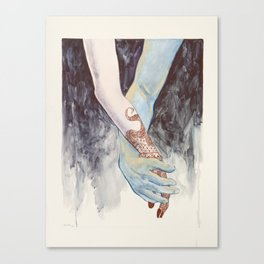 Exchange- All of You For All of Me pt. 3 Canvas Print
