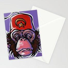Shriner Monkey Stationery Cards