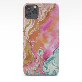 Hutt Lagoon iPhone Case