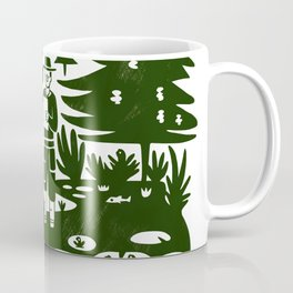 Erik of the Woods Coffee Mug