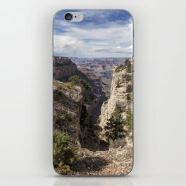 A Vertical View - Grand Canyon iPhone Skin