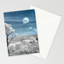 One Lonely Tree Stationery Cards