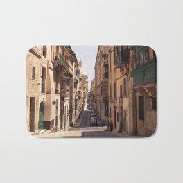 Malta Street View Bath Mat