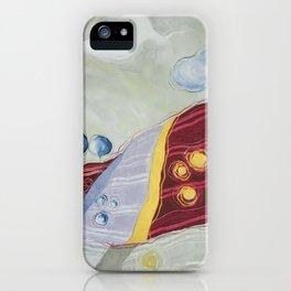 Anche tu sei collina iPhone Case