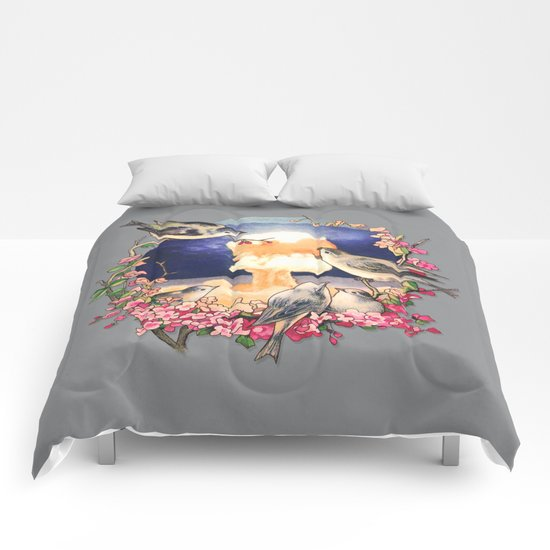 Second Sun - colour option Comforters