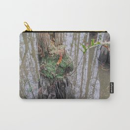 The  Swamp Fairy's Home Carry-All Pouch