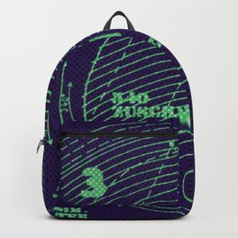 numeric Backpack