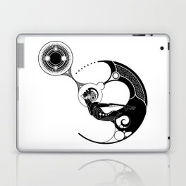 Otto Lilienthal Laptop & iPad Skin
