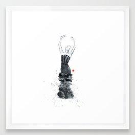 dancer 02*** Framed Art Print