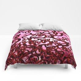 Snake Inferno Comforters