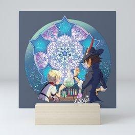 Ventus & Brain Mini Art Print
