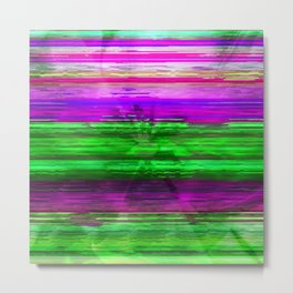 Driven as it tends to be upon artificial stimulus. Metal Print