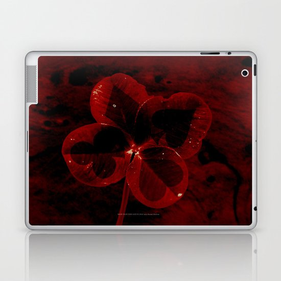 MAKE YOUR OWN LUCK 035 Laptop & iPad Skin