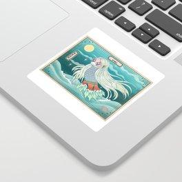 Amabie 2020 Healing Spirit Sticker