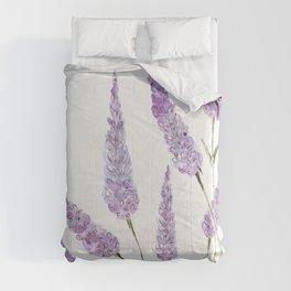 Lavander Comforters