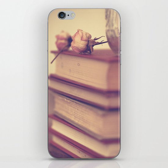 Books iPhone & iPod Skin