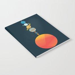 Solar System 2 Notebook