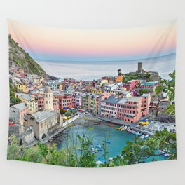 Cinque Terre, Italy Wall Tapestry