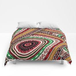 Tribal adventure Comforters