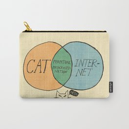 Perpetual procrastination Carry-All Pouch