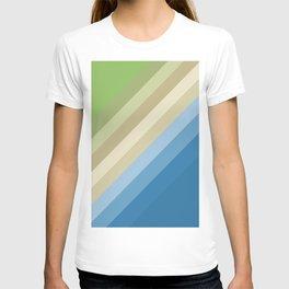 Rainbow of colors 2 T-shirt