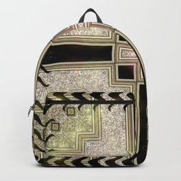Zlata Geometrica Backpack