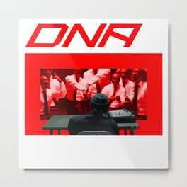 DNA by Kendrick Lamar Metal Print