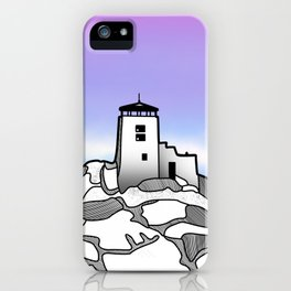 Black Elk Peak iPhone Case