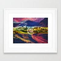 colorado Framed Art Prints featuring Colorado by Tim Perri