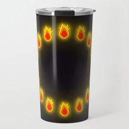 Burnin' Ring-O-Fire Travel Mug