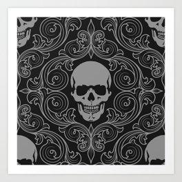 Cranium #003 Art Print