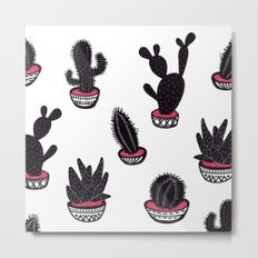 cactus collective Metal Print