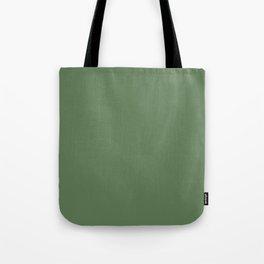 Solid Light Hazel Green Color Tote Bag