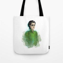 Loki #4 Tote Bag