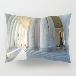 Round Jefferson Pillow Sham
