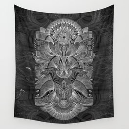 Etched Offering II Wall Tapestry