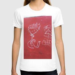 As aventuras da Perna Cabeluda T-shirt