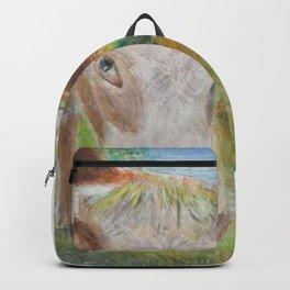 Daisy (dear pet cow) Backpack