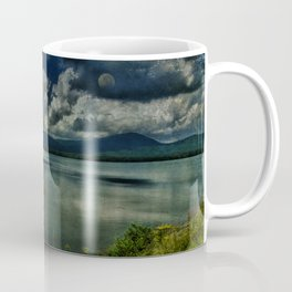 Drifting Away at the Ashokan Coffee Mug