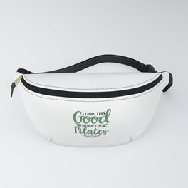 Pilates   Fitness Workout Yoga Gifts Fanny Pack