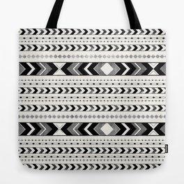 Tribal Arrow Boho Pattern #2 #aztec #decor #art #society6 Tote Bag