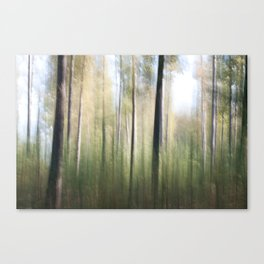 Movement in Nature II Canvas Print