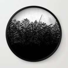 Nocturne No. 4  Wall Clock