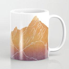 Colorado Mountain Ranges_Boulder Flat Irons Coffee Mug