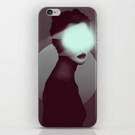 Bastet/Cat Goddess (Color Variant Version) iPhone Skin