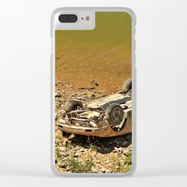 The Crash Clear iPhone Case
