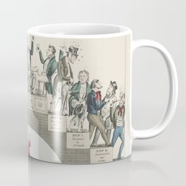 From the First Drink to the Grave Coffee Mug